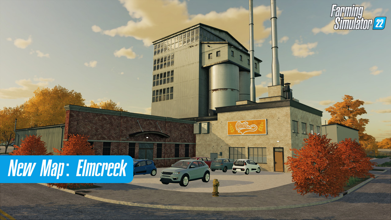 First Look at Elm Creek - New Map for FS 22