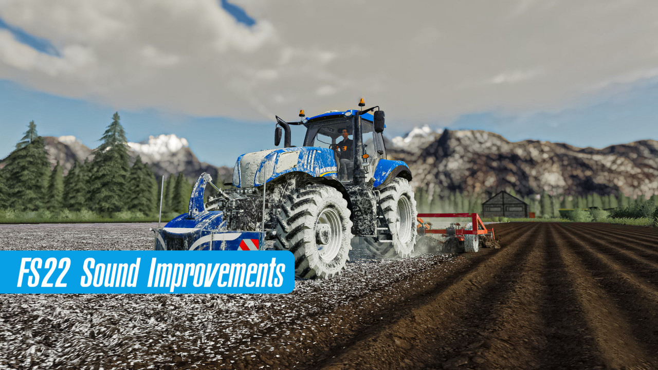 FS22 Sound Design Improvements