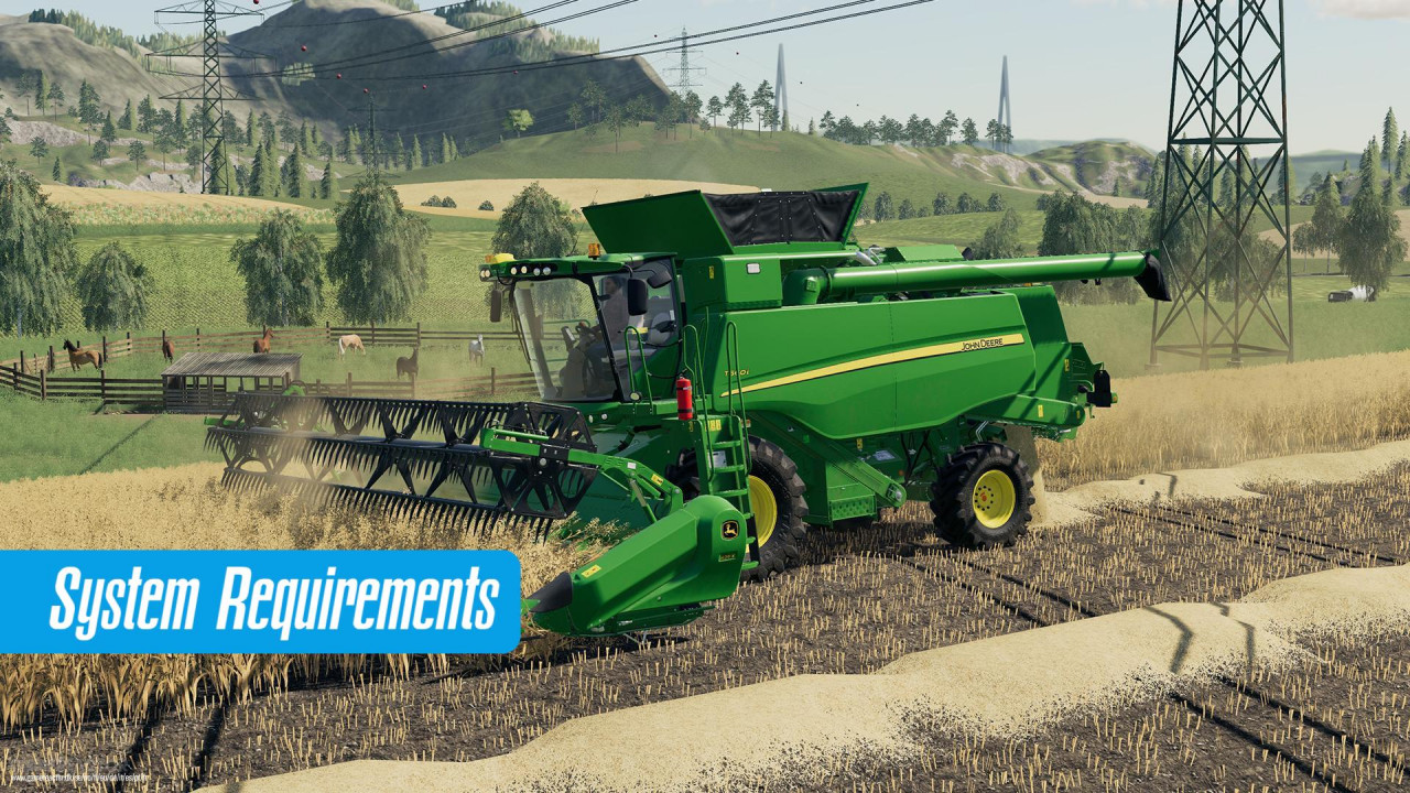 FS22 System Requirements